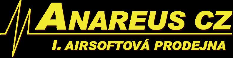 1. Airsoftová prodejna Anareus doporučení