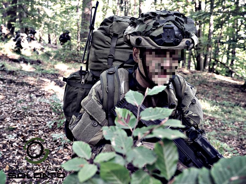 Zelená taktika, jaký batoh?