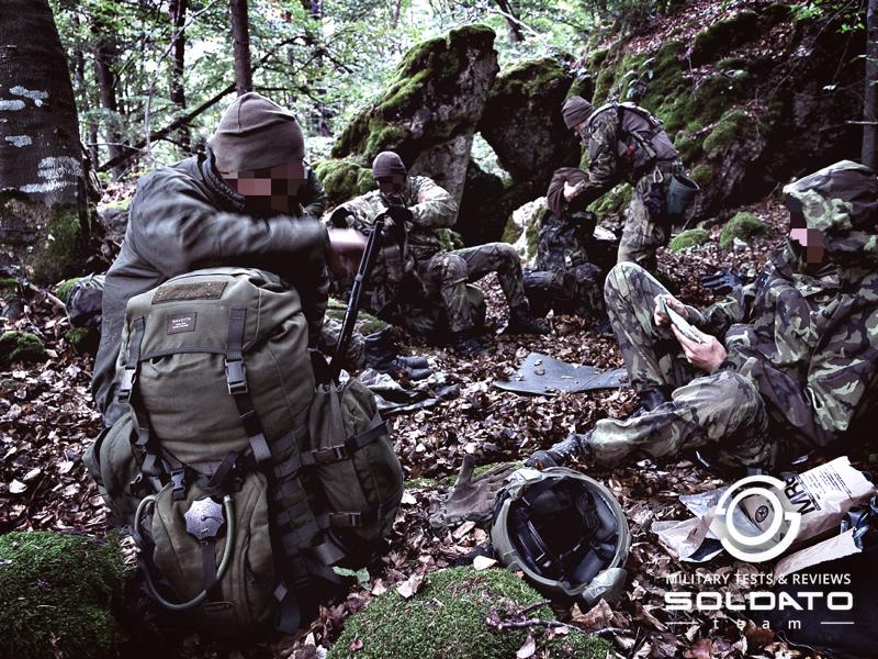 Jak vybrat batoh pro vojáky