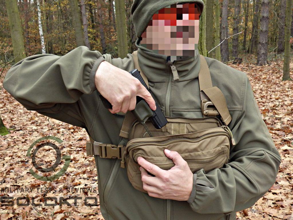 Skryté nošení zbraně v ČR