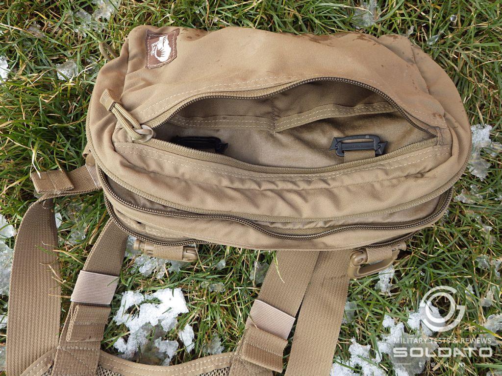 Vnitřní vybavení Kit Bag