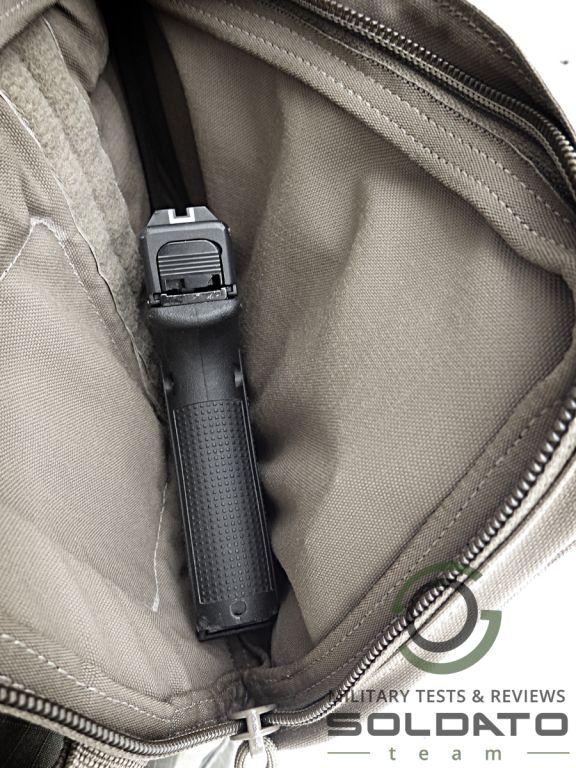 Skryté nošení pistole