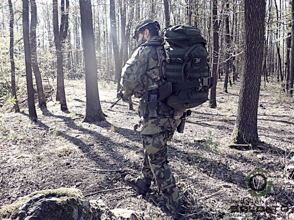 Wisport Crafter 55 military test and review