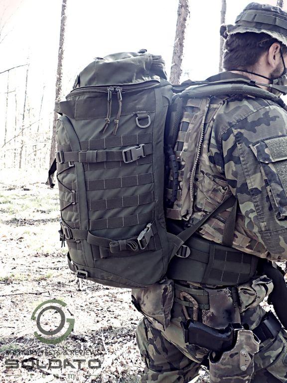 Jaký batoh k balistické vestě?