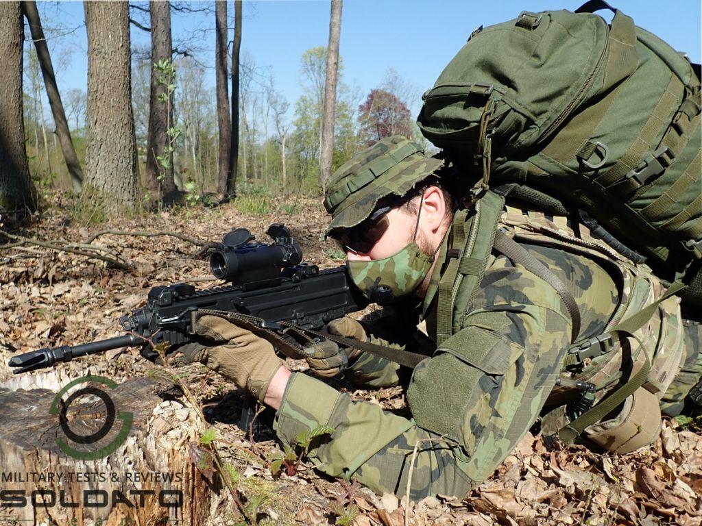 Voják v kontaktu