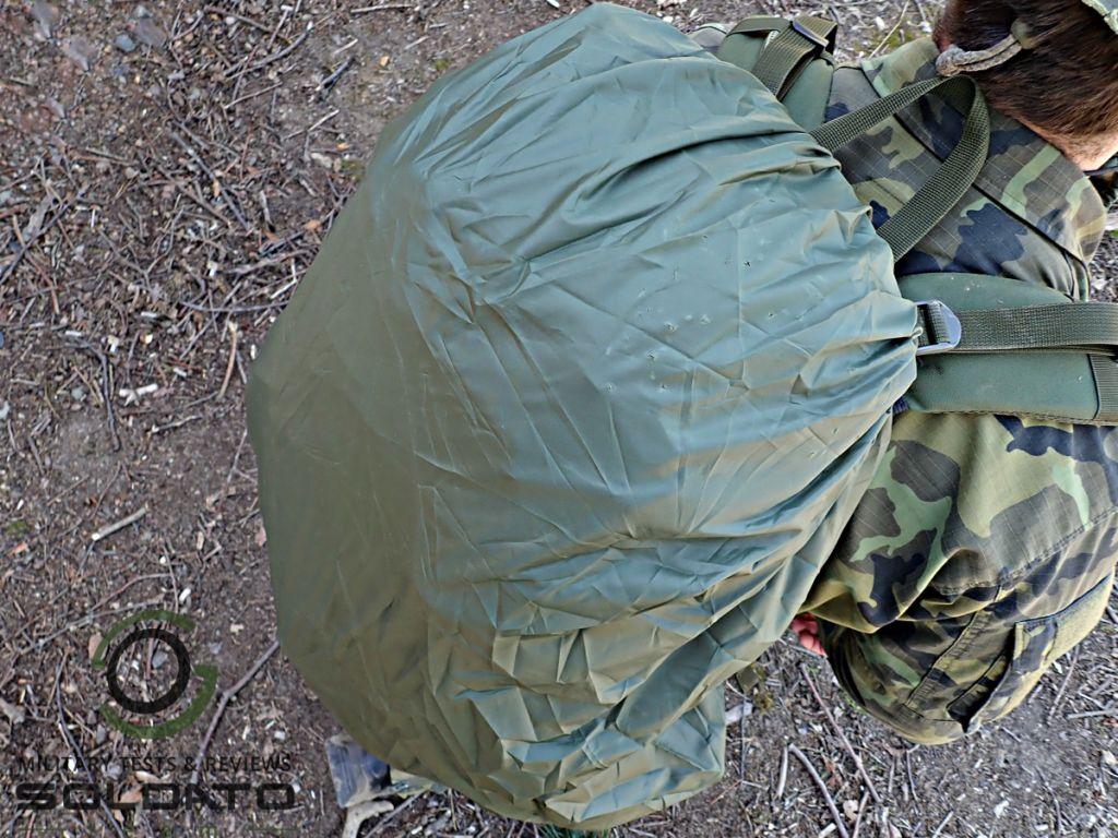 Ochrana batohu před deštěm
