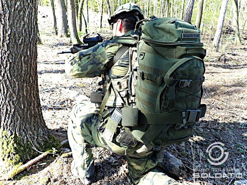 Střední vojenský batoh