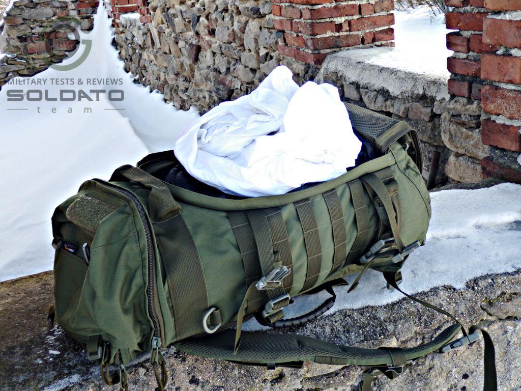 Jaký batoh do armády?