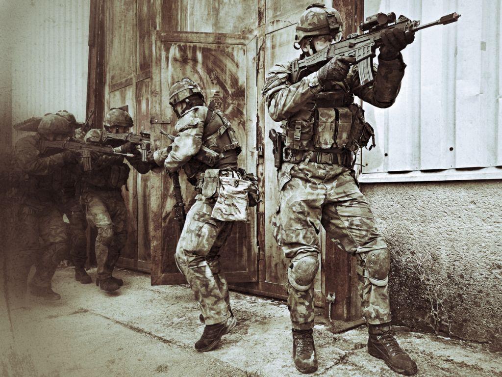 Jak je to s využitím taktického-bojového-střeleckého opasku u vojáků?