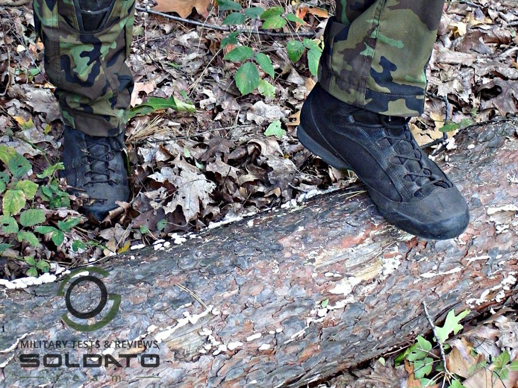 Taktické boty do přírody