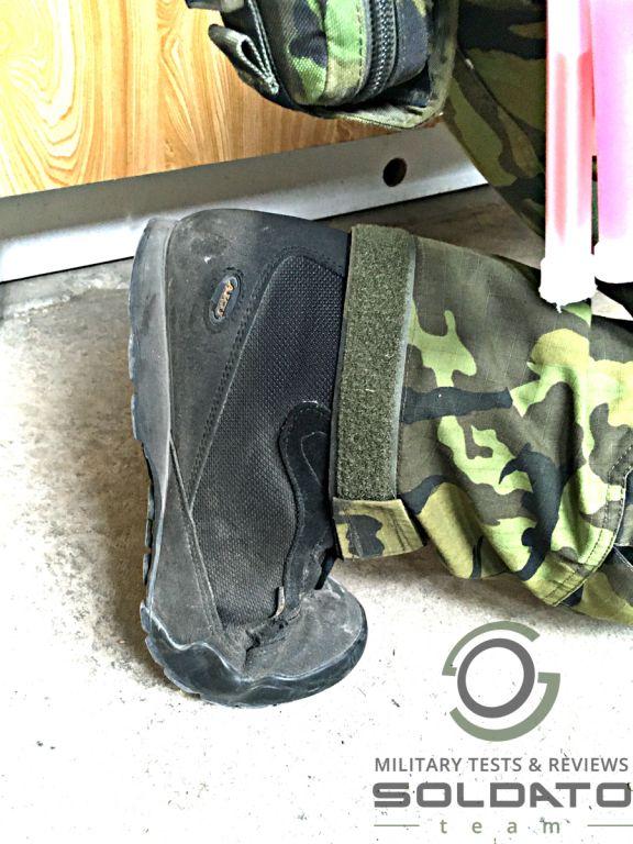 CQB tactical boots