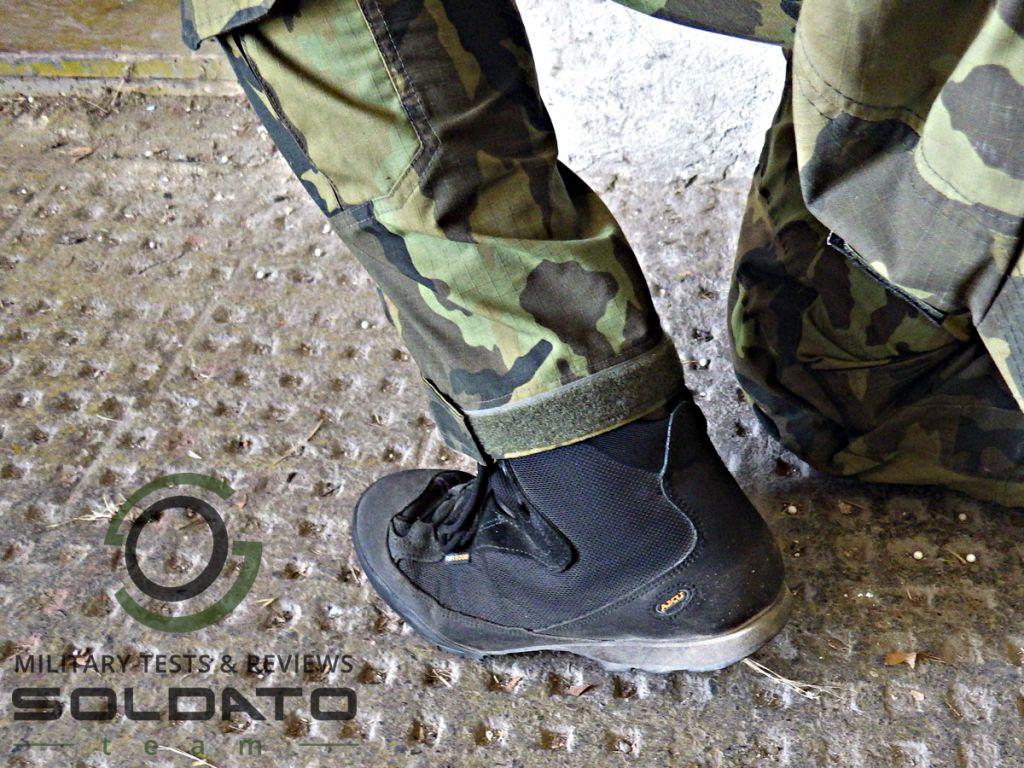 Jak vybrat vojenskou botu