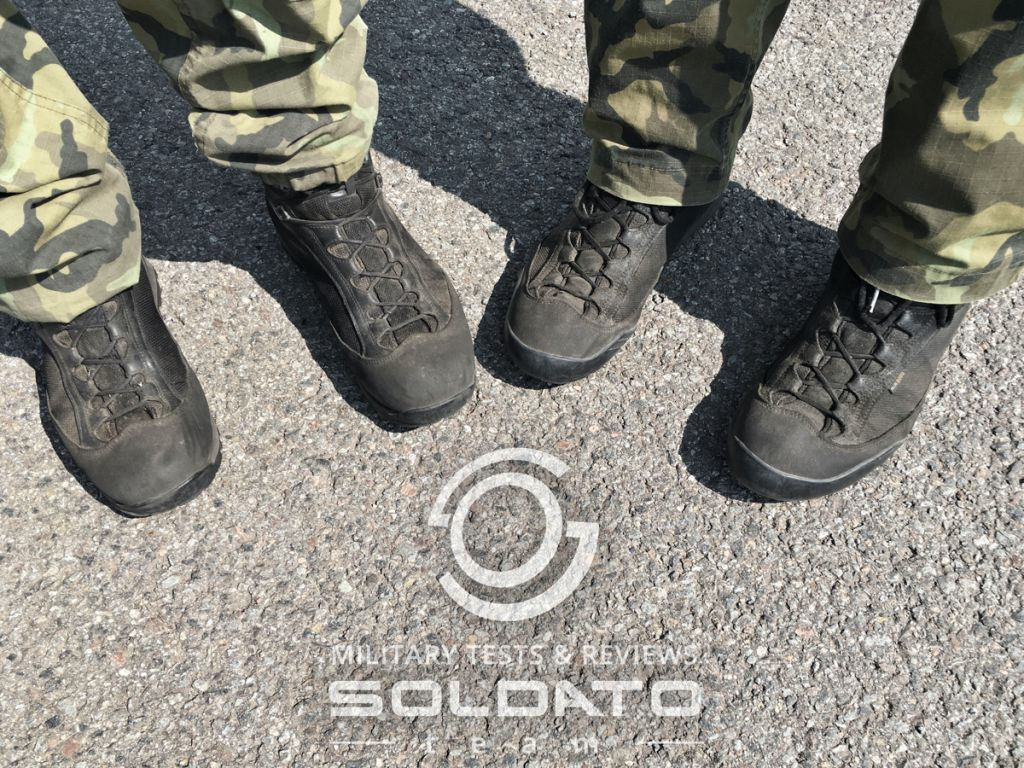 Nabídka obuvi AKU Tactical