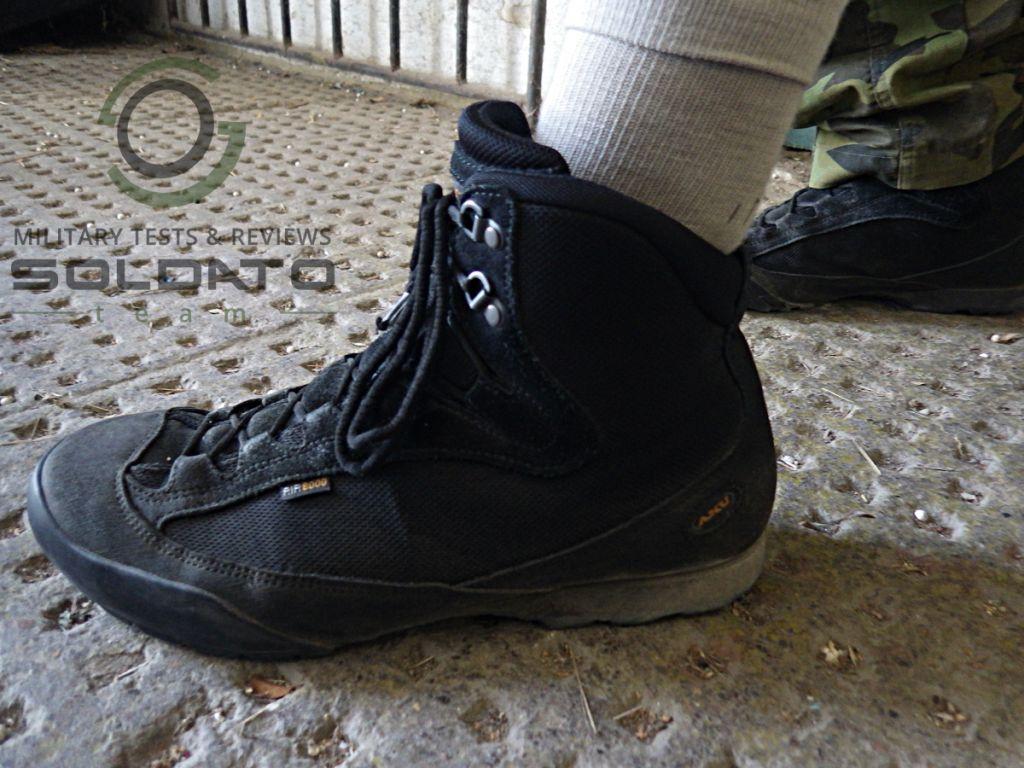Vojenská obuv AKU Tactical