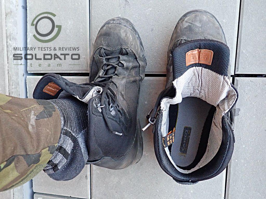 Jak se obouvají boty