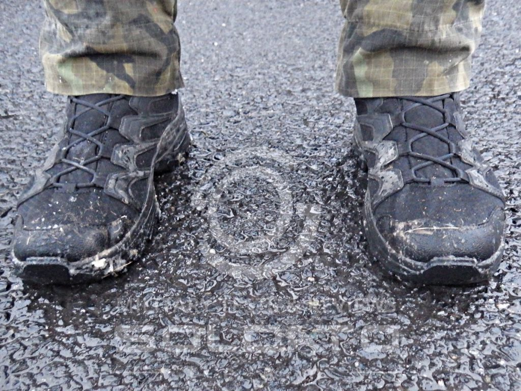 Jaká je obuv lowa