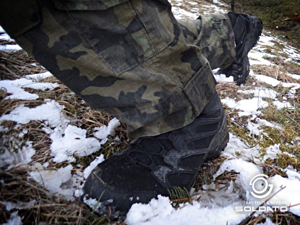 Lehká outdoorová obuv v praxi