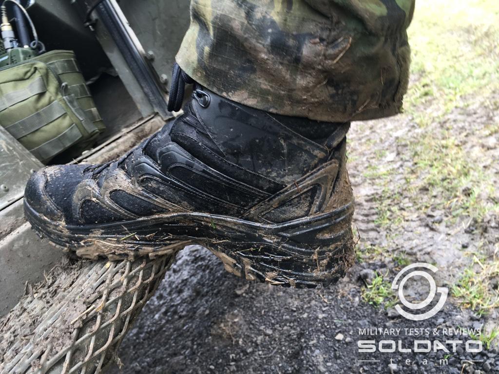 Jaké vybrat vojenské boty