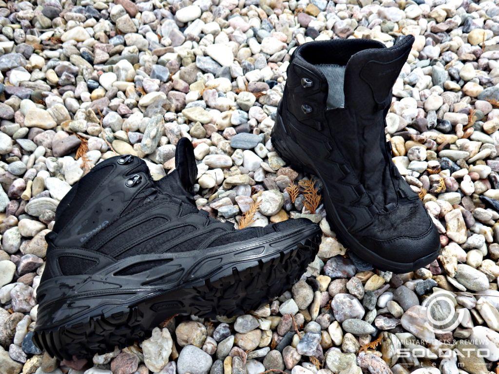 Jak se starat o vojenskou obuv