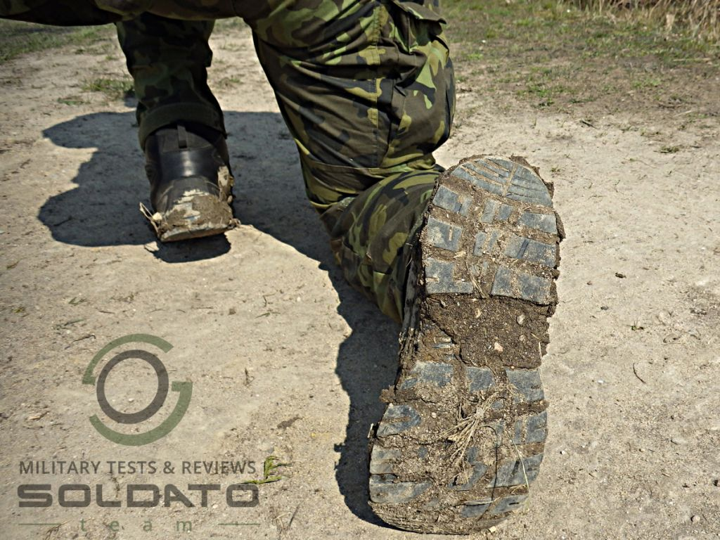 Správná péče o boty