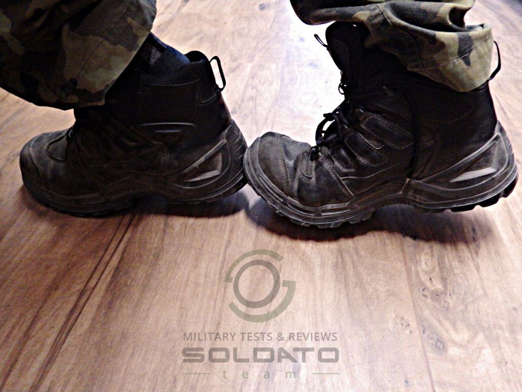 Jak správně vyzouvat boty