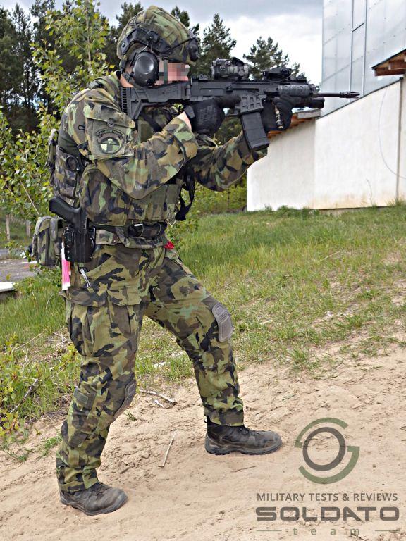 Ideální vojenská bota?