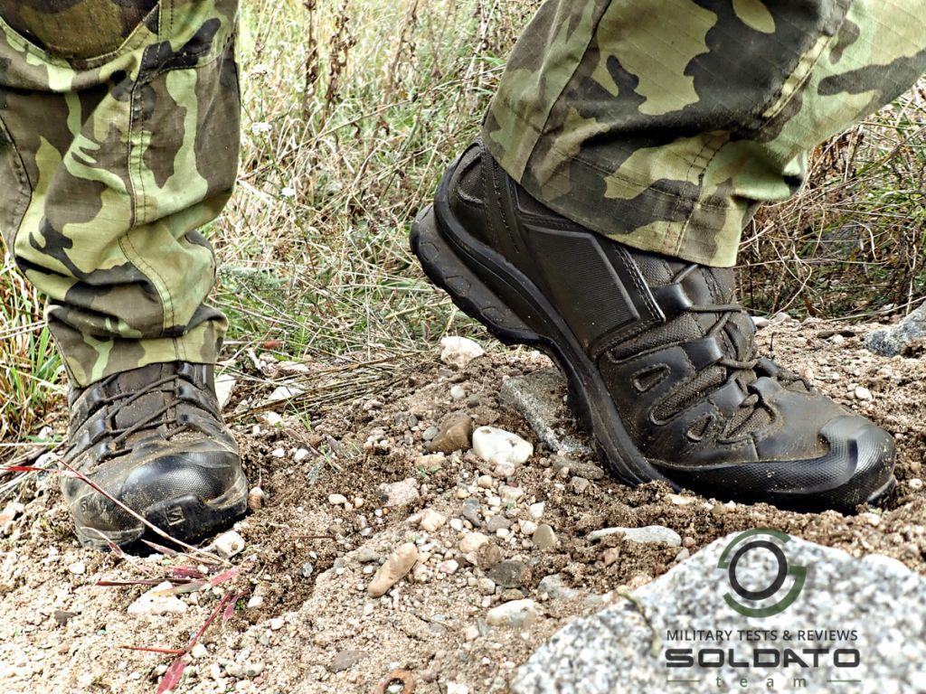 Odolné boty do terénu