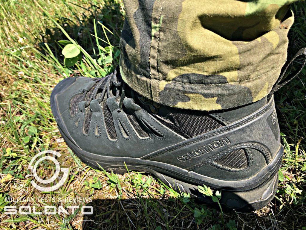 Univerzální taktická obuv