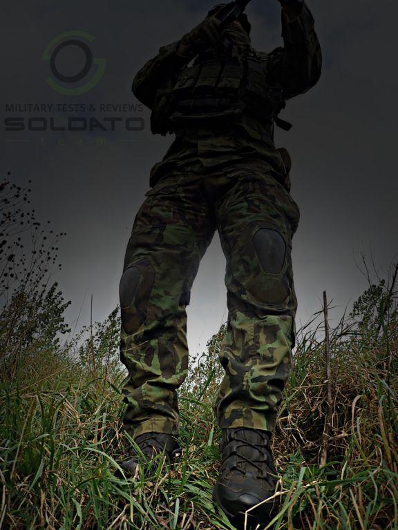 Nejlepší vojenská bota