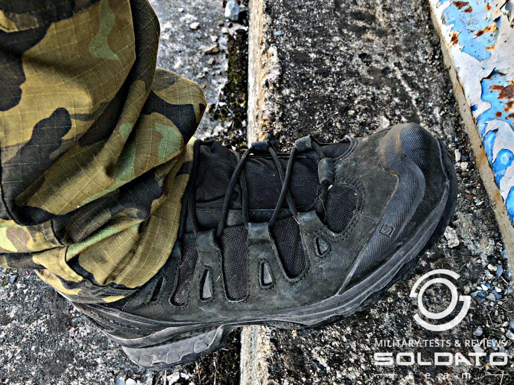 Jaké doporučíte vojenské boty