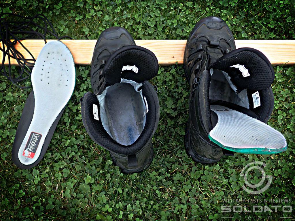 Jak vybírat vložky do bot