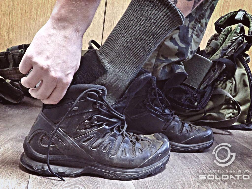 Jak správně nazouvat boty