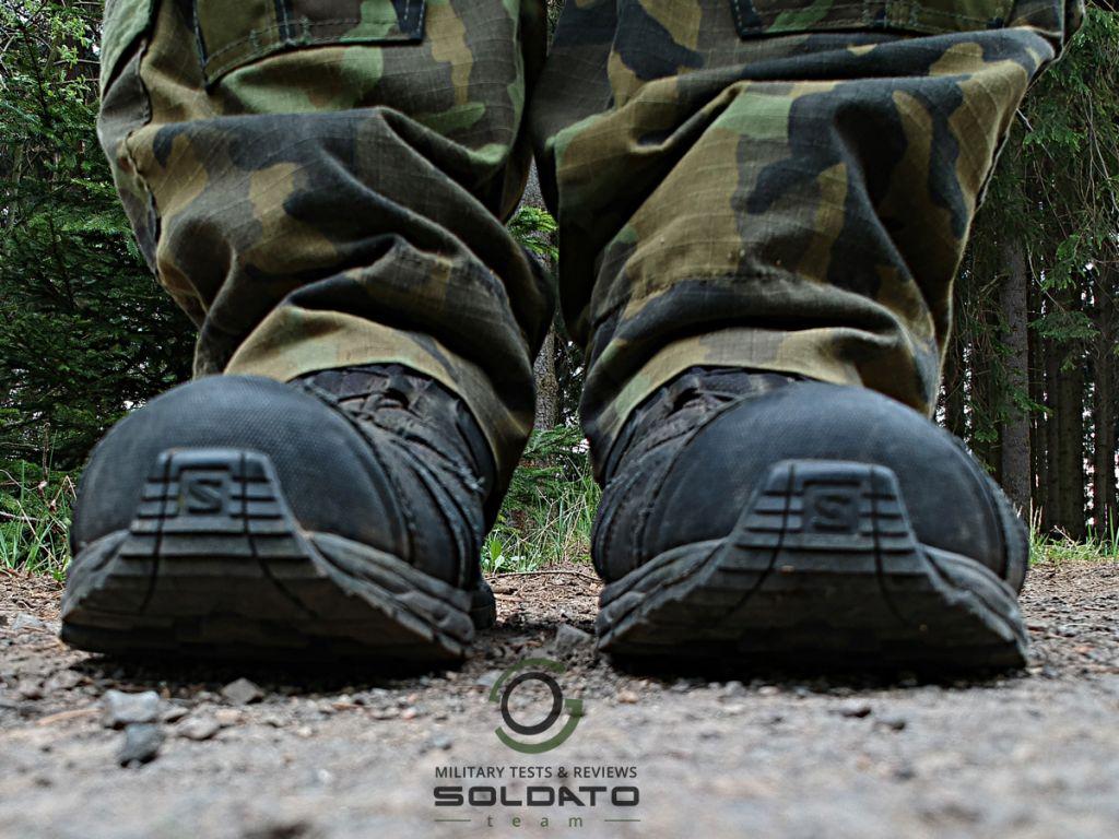 Co vydrží obuv Salomon