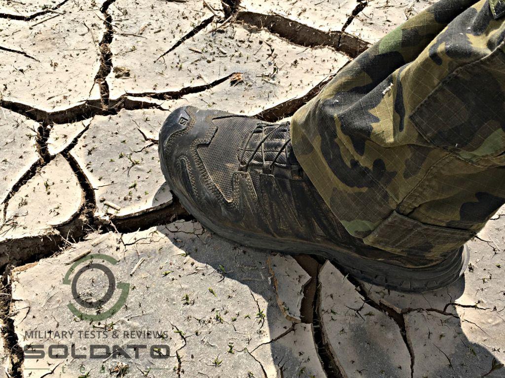 Gore-tex membrána v obuvi