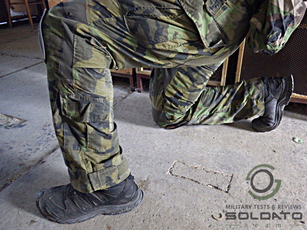 Salomon XA Forces pro vojáky