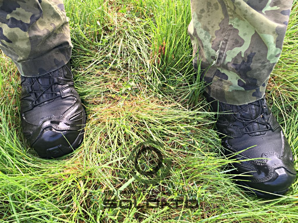 Vojenská obuv s membránou nebo bez?