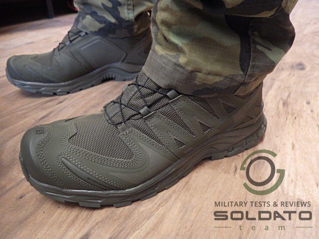50% prijs de verkoop van schoenen best Recenze obuvi Salomon XA Forces Mid 2018: Napravená reputace