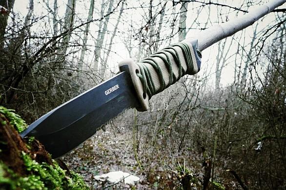 Gerber LMF II Survival A.S.E.K