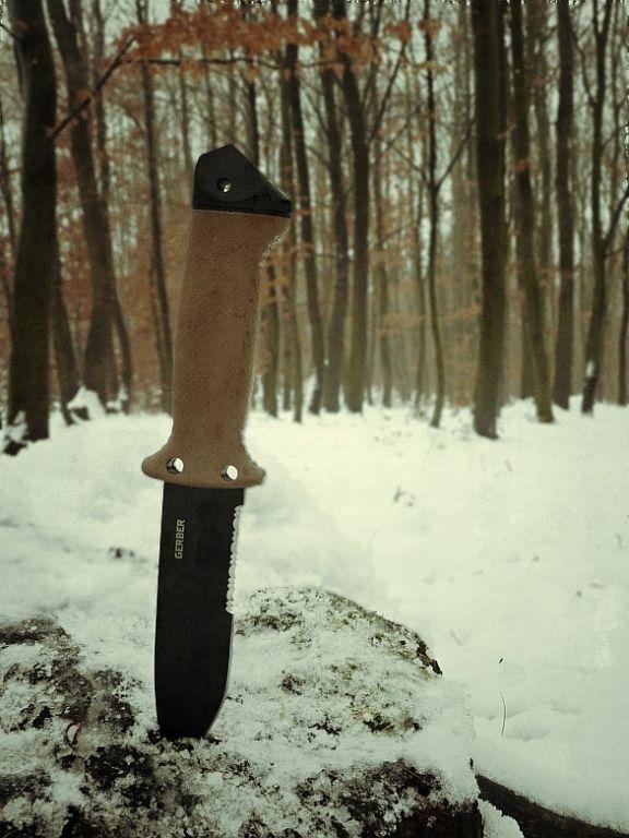 Gerber LMF II Survival A.S.E.K.