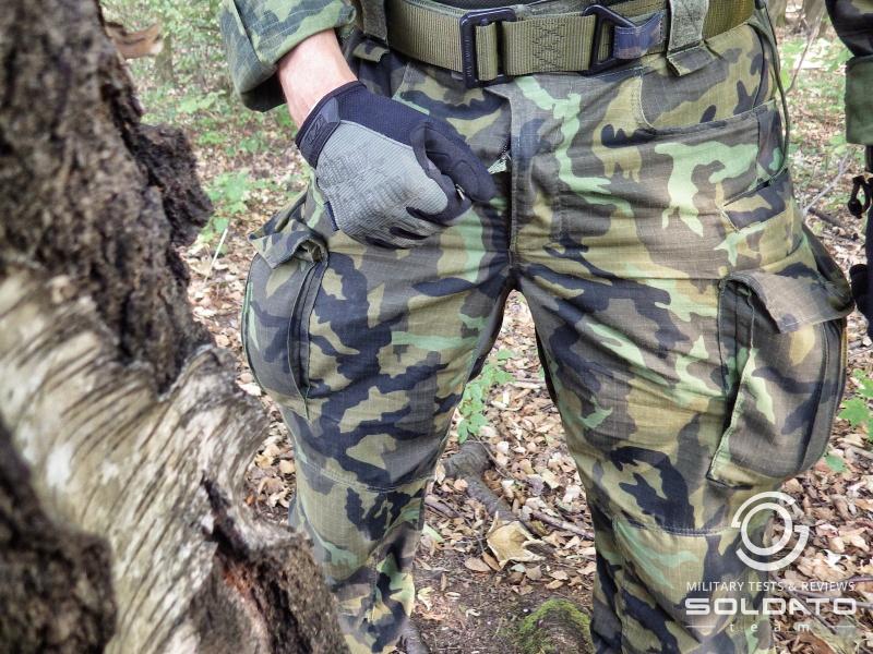 Bojové kalhoty ARK1