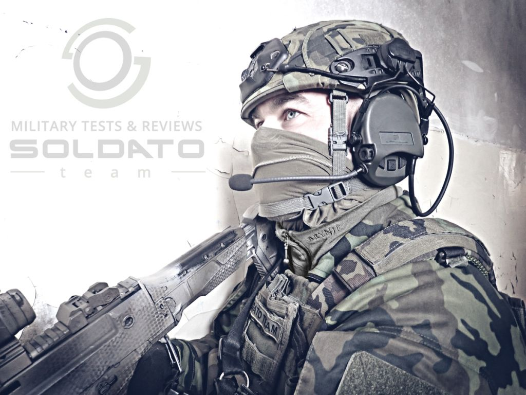 Recenze Brynje Arctic Tactical Zip-Polo