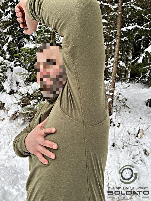 Správné oblékání v zimních podmínkách