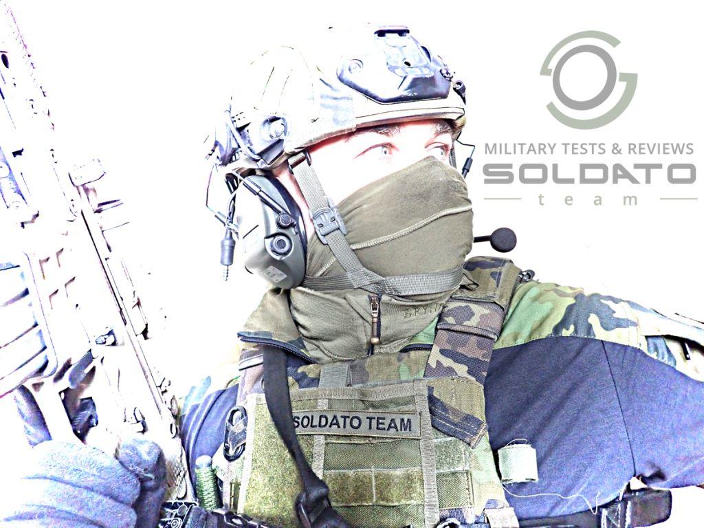 Vojenské oblečení Brynje