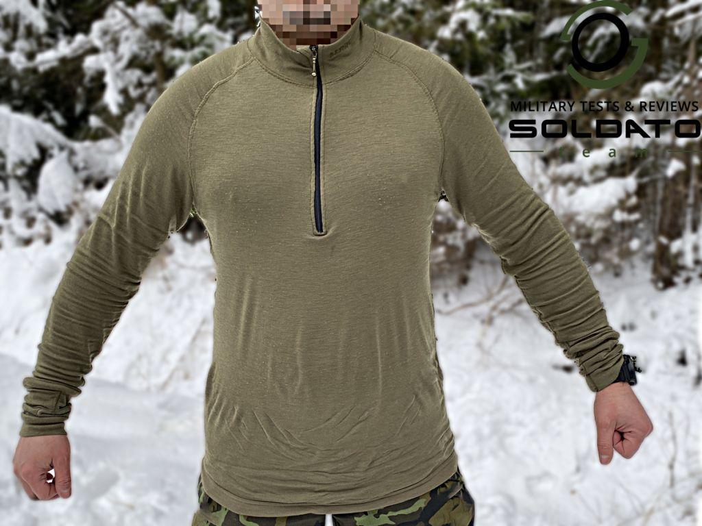 Test Brynje Arctic Tactical