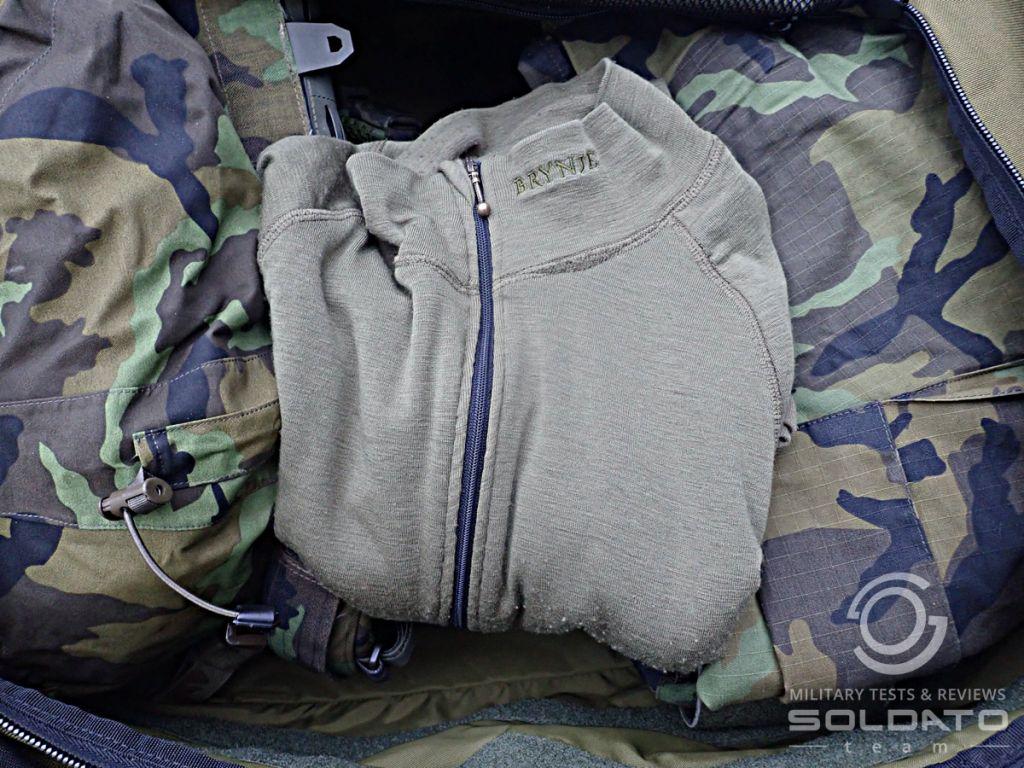Oblékání u vojáků