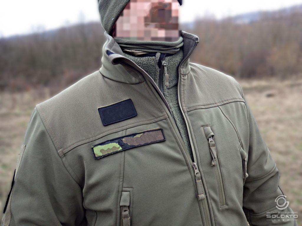 Jak se hodí fleecová bunda do terénu?