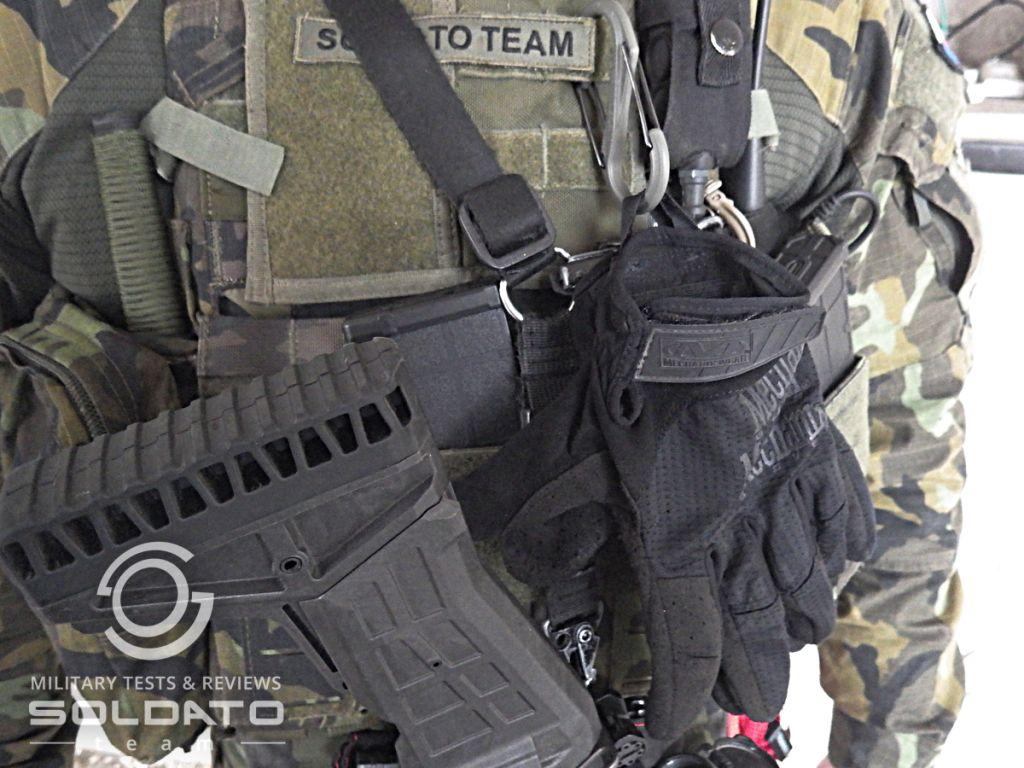 Jak vybrat taktické vybavení