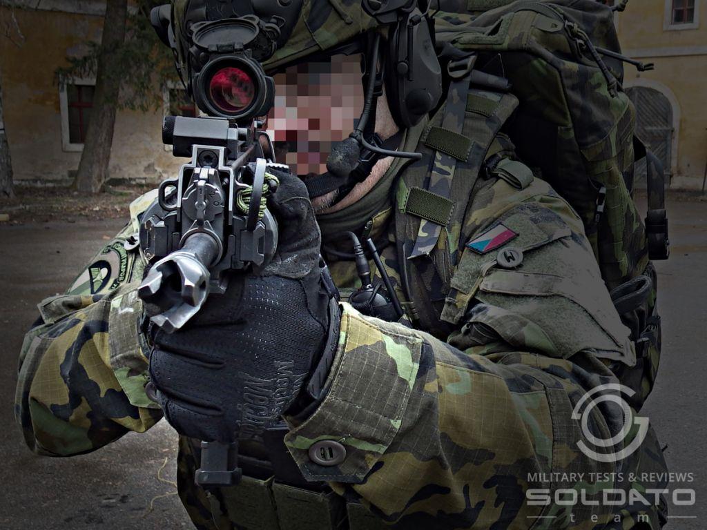 Taktické rukavice Mechanix pohledem vojáků