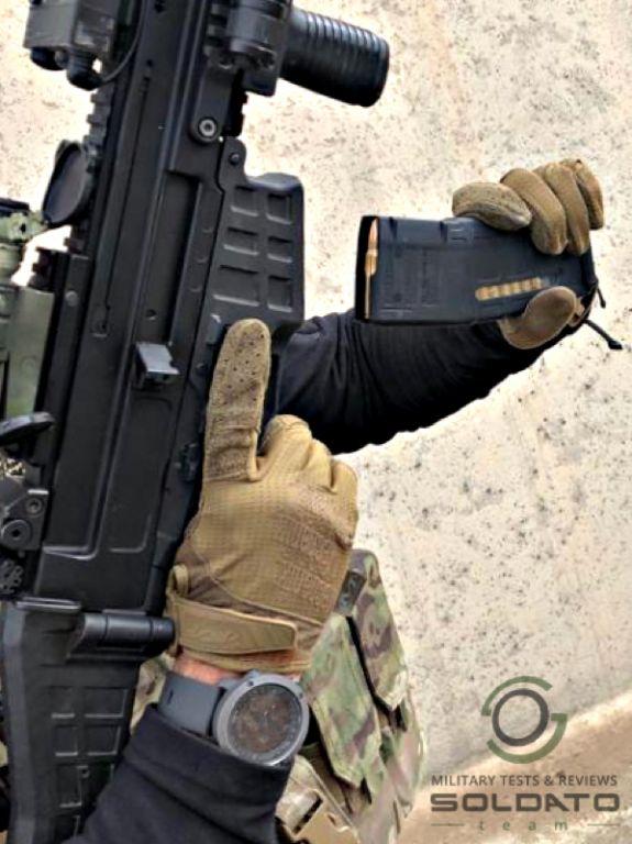 Military testování v reálných podmínkách
