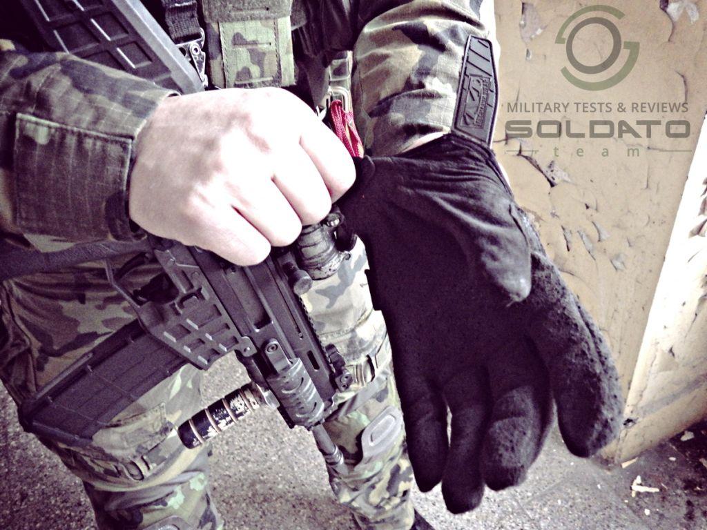 Jak vybrat vojenské rukavice